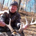 Whitetail deer hunt for sale