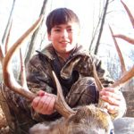 Whitetail hunting ranch