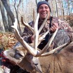Guaranteed whitetail deer hunt