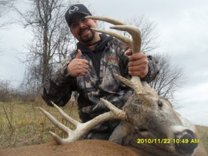 deer hunting ranch