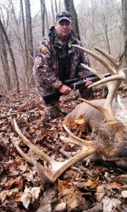 200 class deer hunt
