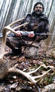 Whitetail deer hunt for sale