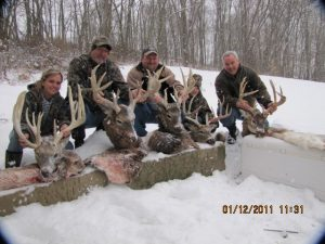 world class deer hunt