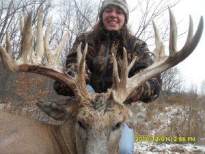 Hunting ranch hunt