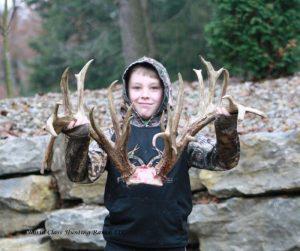 Hunting preserve hunt